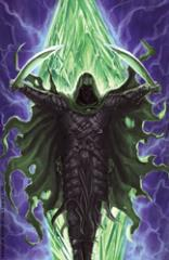 Legend of Drizzt, The #4 - The Crystal Shard #1 (Cover B)
