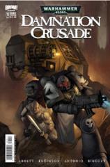 Damnation Crusade #1 (Cover B)