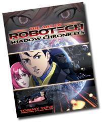 Art of Robotech, The - The Shadow Chronicles