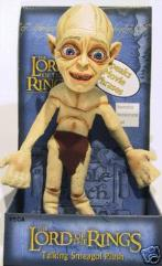 "Smeagol - 12"" Poseable Talking Plush"