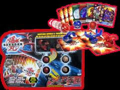 Series 1 - Battle Pack, Coffret Combat