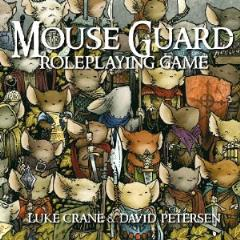 Mouse Guard (1st Edition, 2nd Printing)