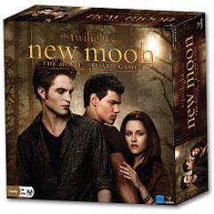 Twilight Saga, The -  New Moon, The Movie Board Game