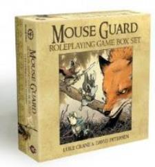 Mouse Guard - Roleplaying Game Box Set (1st Edition)