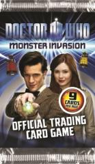 Doctor Who - Monster Invasion Booster Pack