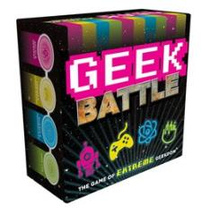 Geek Battle - The Game of Extreme Geekdom