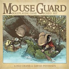 Mouse Guard - Roleplaying Game Box Set (2nd Edition)
