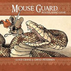 Mouse Guard (2nd Edition)