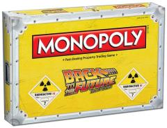 Monopoly - Back to the Future Trilogy Edition