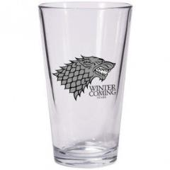 Game of Thrones Pint Glass - Stark Sigil