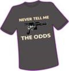 Never Tell Me the Odds (XL)