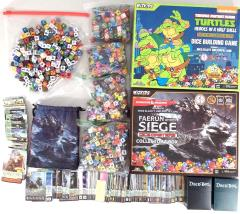 Dice Masters Collection #2 - Over 6 Pounds of Dice!