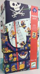 Giant Puzzle - The Pirate Ship