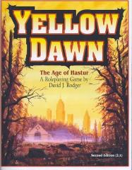 Yellow Dawn - The Age of Hastur (2nd Edition, Version 2.1)