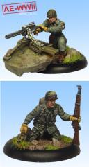 Browning M1919 Team