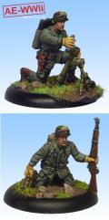 M2 60mm Mortar Team
