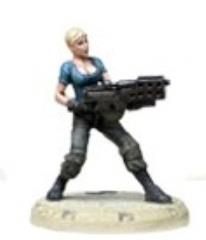 Red Yana (Alternate Sculpt, Kickstarter Exclusive)