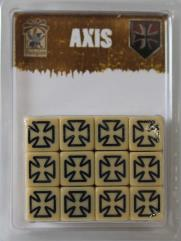 Dice Set - Axis, Babylon Pattern (24)