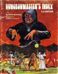 Dungeonmaster's Index (1st Edition)