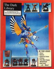 "#4 ""Slann, Robots, Imperial Armor"""