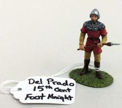 15th Century Foot Knight #1