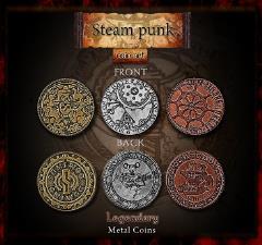 Steam Punk Coins
