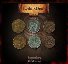 Wild West Coins