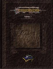 Dragonlance Slipcase #1 - Modules DL1-DL8