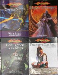 Dragonlance d20 Collection - 4 Books!
