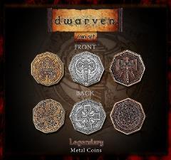 Dwarven Coin Set