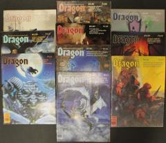Dragon Magazine Collection - Issues #111 - 120