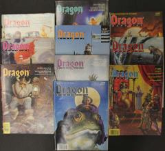 Dragon Magazine Collection - Issues #131-140