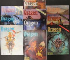 Dragon Magazine Collection - Issues #141-150
