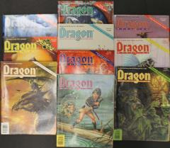 Dragon Magazine Collection - Issues #151-160