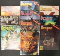 Dragon Magazine Collection - Issues #161-170