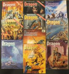 Dragon Magazine Collection - Issues #171-180
