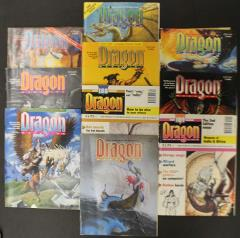 Dragon Magazine Collection - Issues #181-190