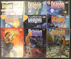 Dragon Magazine Collection - Issues #201-210