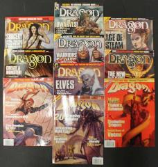 Dragon Magazine Collection - Issues #271-280