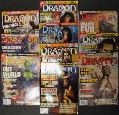 Dragon Magazine Collection - Issues #281-290