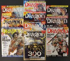 Dragon Magazine Collection - Issues #291-300