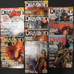 Dragon Magazine Collection - Issues #301-310