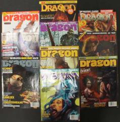 Dragon Magazine Collection - Issues #321-330