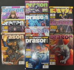 Dragon Magazine Collection - Issues #331-340