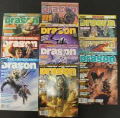 Dragon Magazine Collection - Issues #341-350