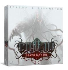 Cthulhu - Death May Die (Season 2 Expansion)