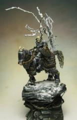 Uthas Pendaron - Mounted Knight w/Horse