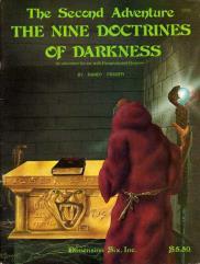 Nine Doctrines of Darkness, The #2