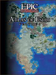 Atlas of Eslin (1st Edition)
