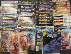 Dragon Magazine MEGA Collection #4 - Issues #201-250